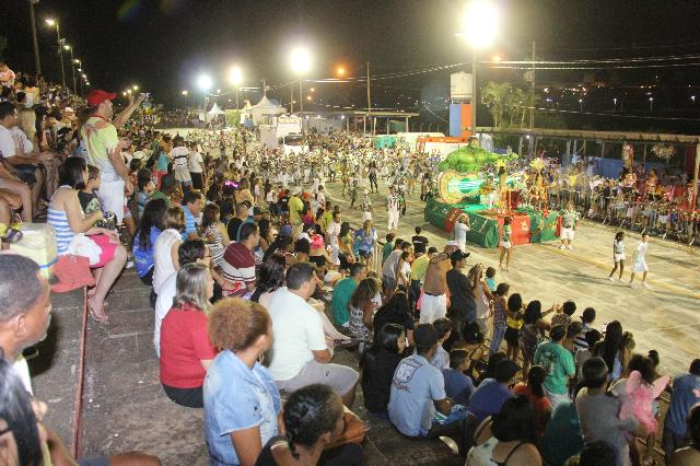 carnaval bauru